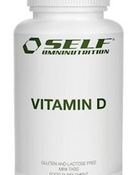 Self OmniNutrition Vitamin D od Self OmniNutrition 100 tbl.