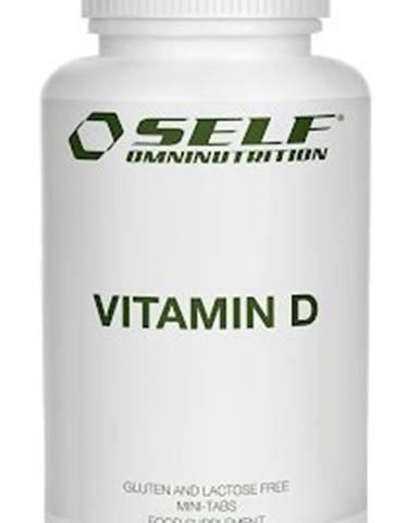 Vitamin D od Self OmniNutrition 100 tbl.