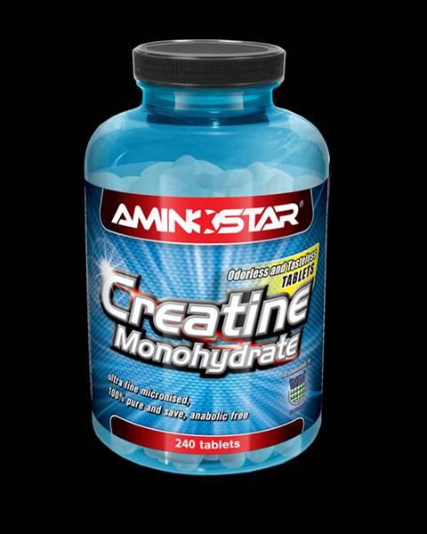 Aminostar Aminostar Creatine Monohydrate Tablety Balení(g): 500g
