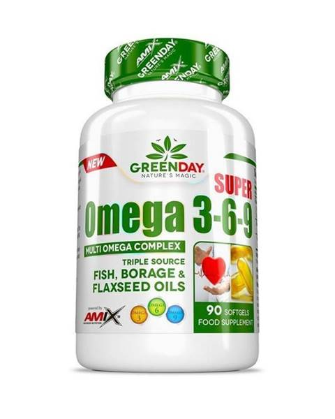 Amix Nutrition Amix Super Omega 3-6-9