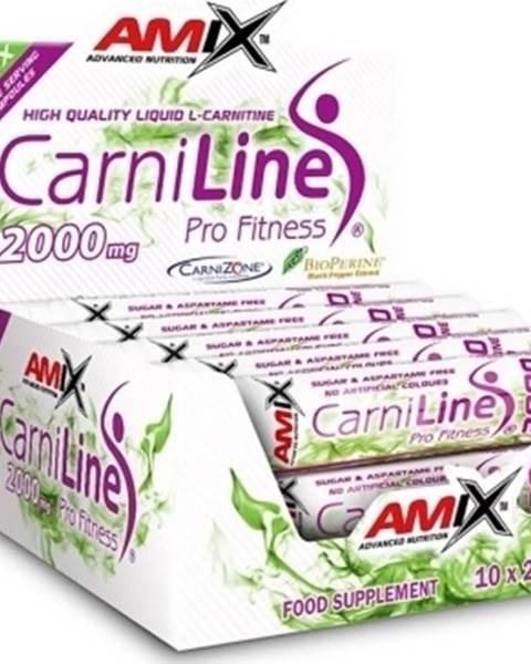 Amix Nutrition Amix Nutrition Amix CarniLine Pro Fitness + Bioperine 25 ml variant: ananás