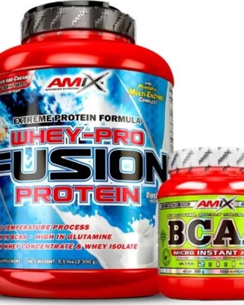 Amix Nutrition Amix Nutrition Amix Whey-Pro Fusion 2300 g variant: banán