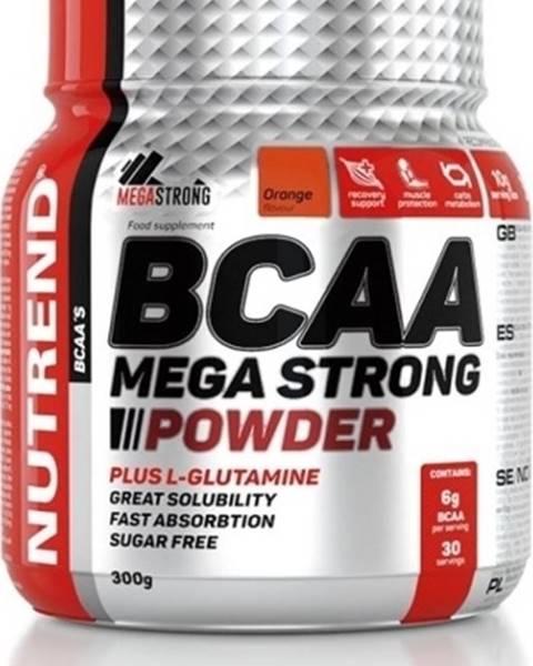 Nutrend Nutrend BCAA Mega Strong Powder 300 g variant: pomaranč
