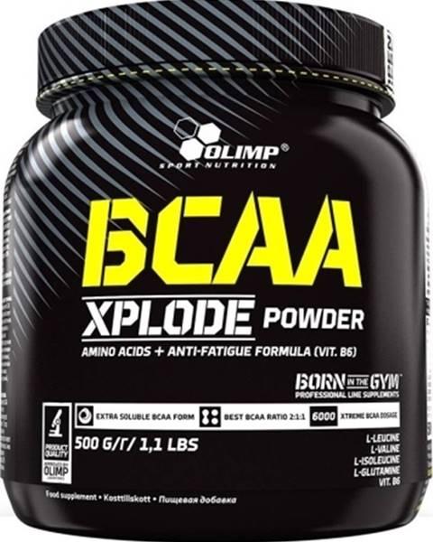 Olimp Olimp BCAA Xplode Powder 500 g variant: ananás