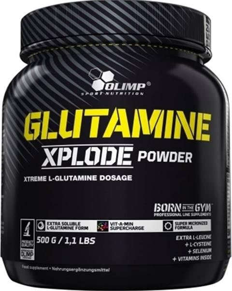 Olimp Olimp Glutamine Xplode 500 g variant: ananás