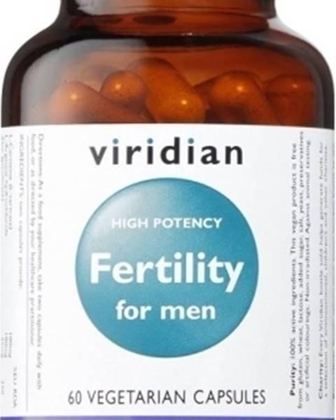 Viridian Viridian Fertility for Men 60 kapsúl