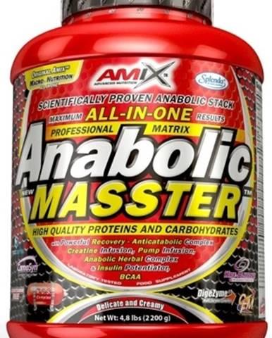 Amix Nutrition Amix Anabolic Masster 2200 g variant: čokoláda