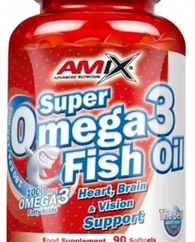 Amix Super Omega 3 Fish Oil 90 kapsúl