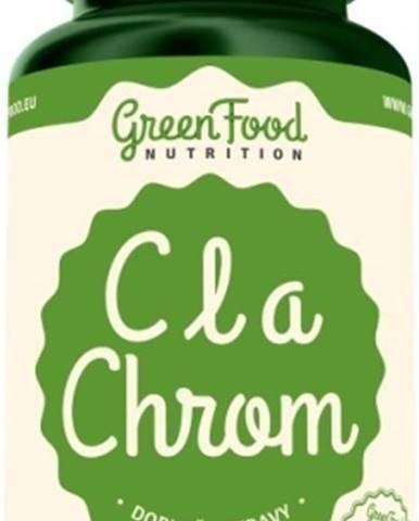 GreenFood CLA + Chróm Lalmin 60 kapsúl