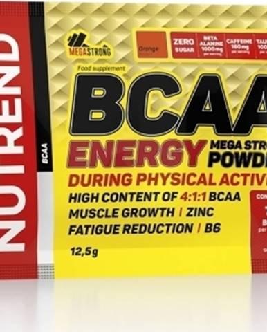 Nutrend BCAA Energy Mega Strong Powder 12,5 g variant: malina