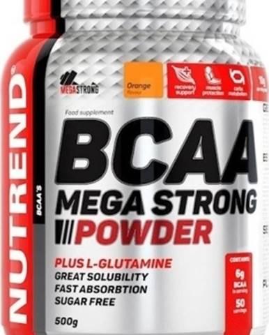 Nutrend BCAA Mega Strong Powder 500 g variant: ananás