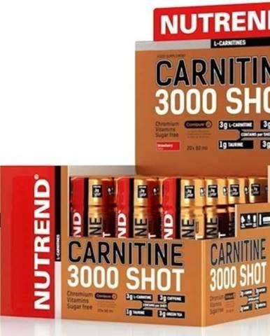 Nutrend Carnitine 3000 Shot 60 ml variant: ananás