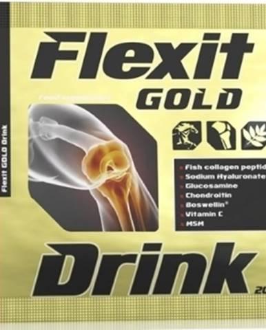 Nutrend Flexit Gold Drink 20 g variant: pomaranč