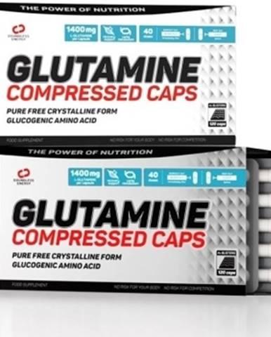 Nutrend Glutamine Compressed Caps 120 kapsúl