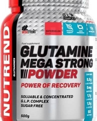 Nutrend Glutamine Mega Strong Powder 500 g variant: hruška