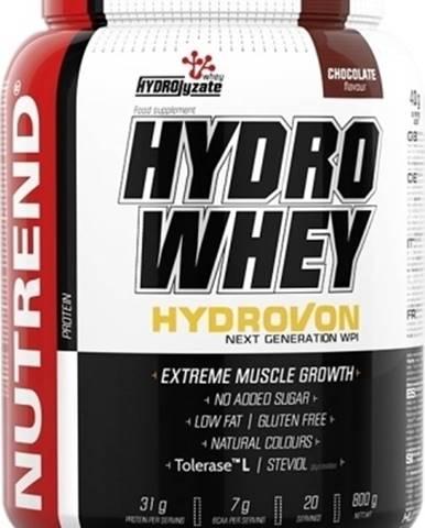 Nutrend Hydro Whey 800 g variant: čokoláda