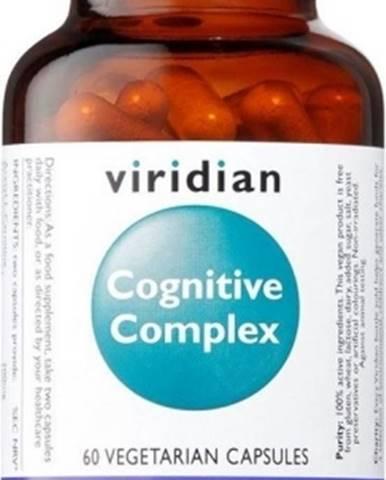 Viridian Cognitive Complex (Kognitívny komplex) 60 kapsúl