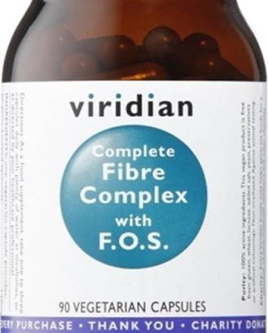 Viridian Fibre Complex with F.O.S. 90 kapsúl