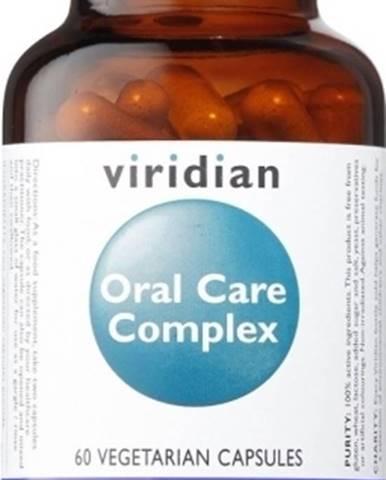 Viridian Oral Care Complex 60 kapsúl