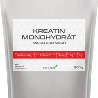 Fitiren Kreatín Monohydrát 500 g