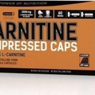 Nutrend Carnitine Compressed 120 kapsúl