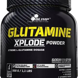 Olimp Glutamine Xplode 500 g variant: ananás