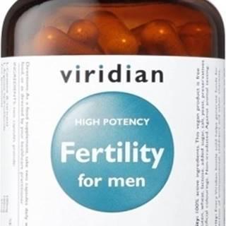 Viridian Fertility for Men 60 kapsúl