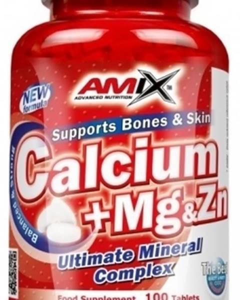 Amix Nutrition Amix Calcium, Magnesium, Zinc 100 tabliet