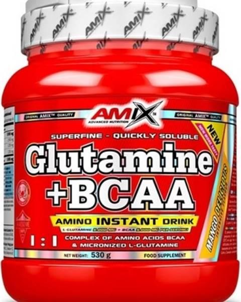 Amix Nutrition Amix Nutrition Amix L-Glutamine + BCAA Powder 530 g variant: ananás