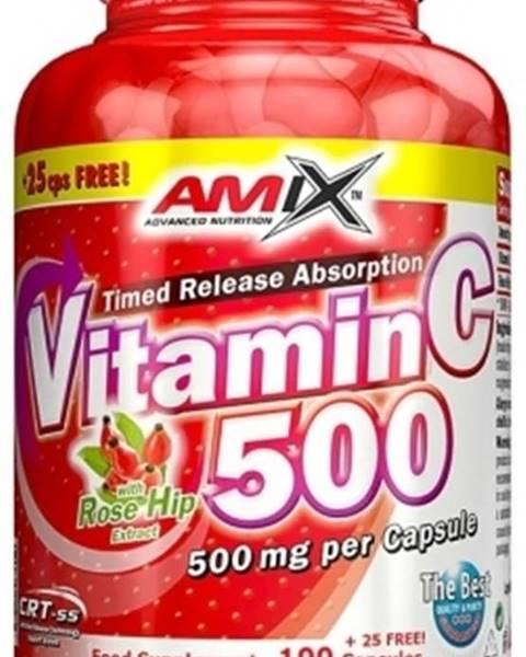 Amix Nutrition Amix Vitamín C 500 mg 125 kapsúl