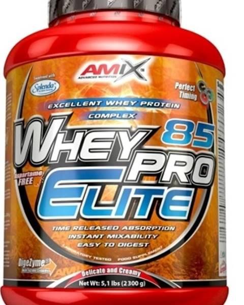 Amix Nutrition Amix Nutrition Amix WheyPro Elite 85 2300 g variant: banán