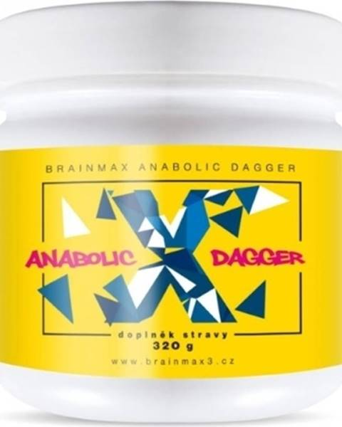 BrainMax Brainmax 3.0 Anabolic Dagger 320 g variant: pomaranč