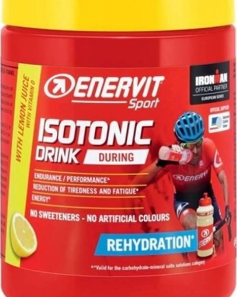 Enervit Enervit Isotonic Drink (G Sport) 420 g variant: citrón