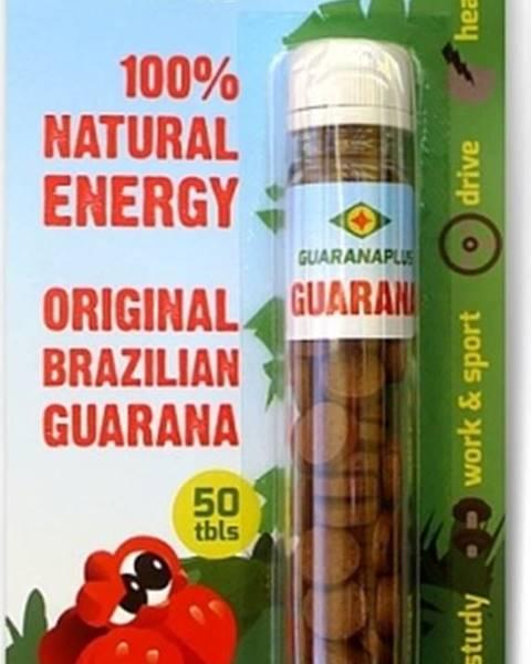 GuaranaPlus Guaranaplus Guarana 50 tabliet