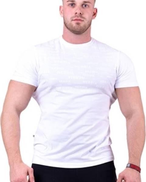 Nebbia Nebbia More than basic! tričko 145 biele variant: XL