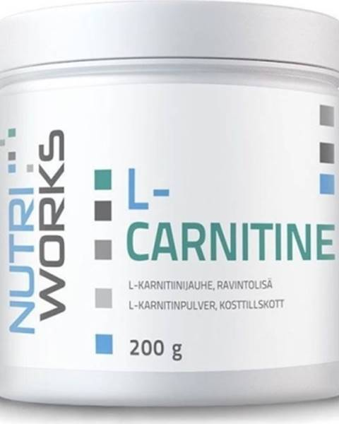 NutriWorks NutriWorks L-Carnitine 200 g