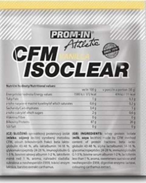 Prom-IN Prom-IN CFM IsoClear 30 g variant: čokoláda