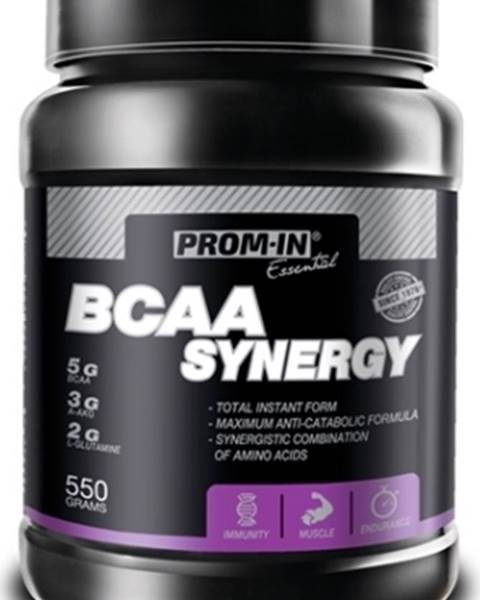 Prom-IN Prom-IN Essential BCAA Synergy 550 g variant: broskyňa