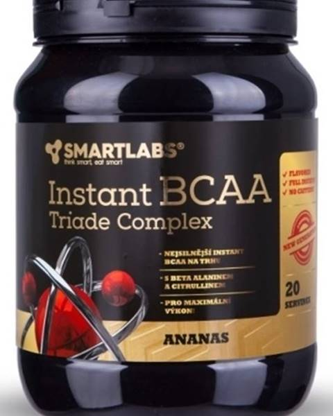 SmartLabs SmartLabs Triade BCAA 400 g variant: ananás