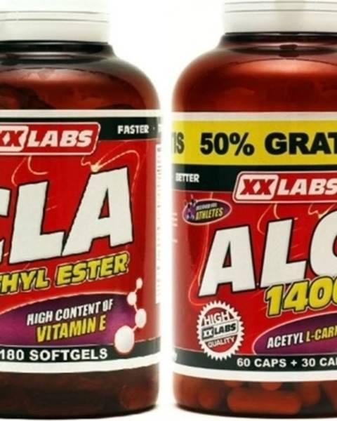 Xxlabs XXLabs CLA Ethyl Ester 60 kapsúl
