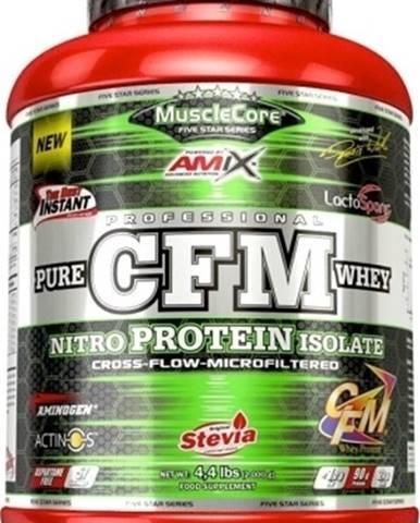 Amix Nutrition Amix CFM Nitro Protein Isolate 2000 g variant: čokoláda