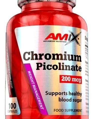Amix Chromium Picolinate 100 kapsúl