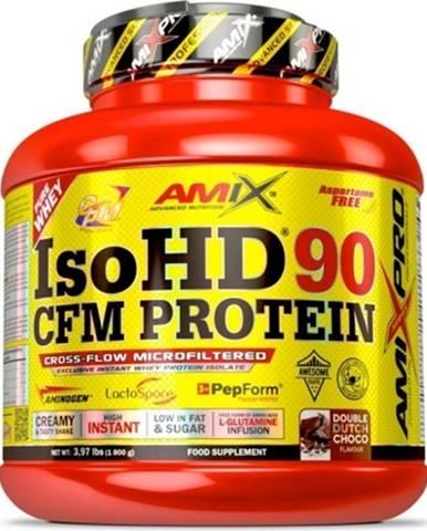 Amix Nutrition Amix IsoHD 90 CFM Protein 1800 g variant: vanilka