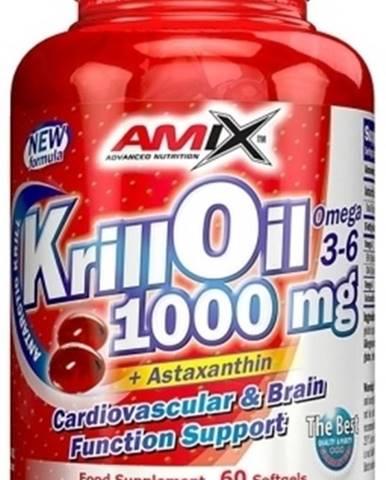 Amix Krill Oil 60 kapsúl