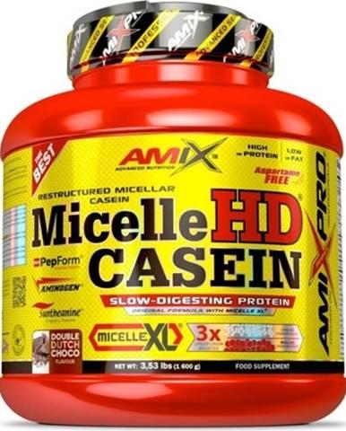 Amix Nutrition Amix MicelleHD Casein 1600 g variant: vanilka