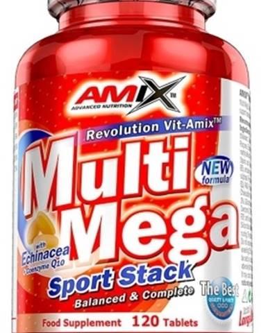 Amix Multimega 120 tabliet