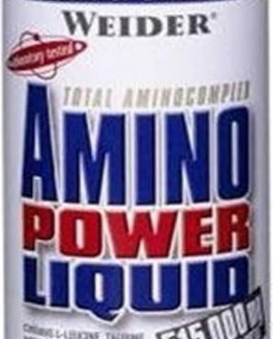 Weider Amino Power Liquid 1000 ml variant: brusnica