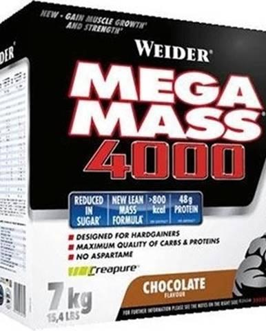 Weider Giant Mega Mass 4000 7000 g variant: čokoláda