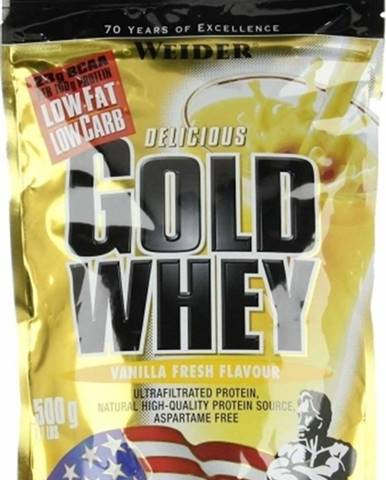 Weider Gold Whey 500 g variant: banán