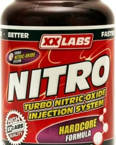 XXLabs Nitro 120 kapsúl